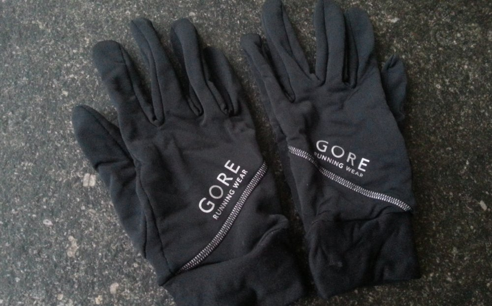 gants GORE running wear