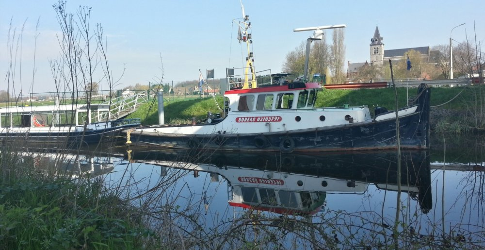 Sortie longue le long du canal 42.8km