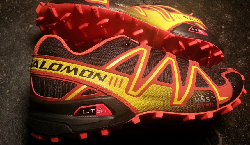 [Test] Salomon Speedcross 3