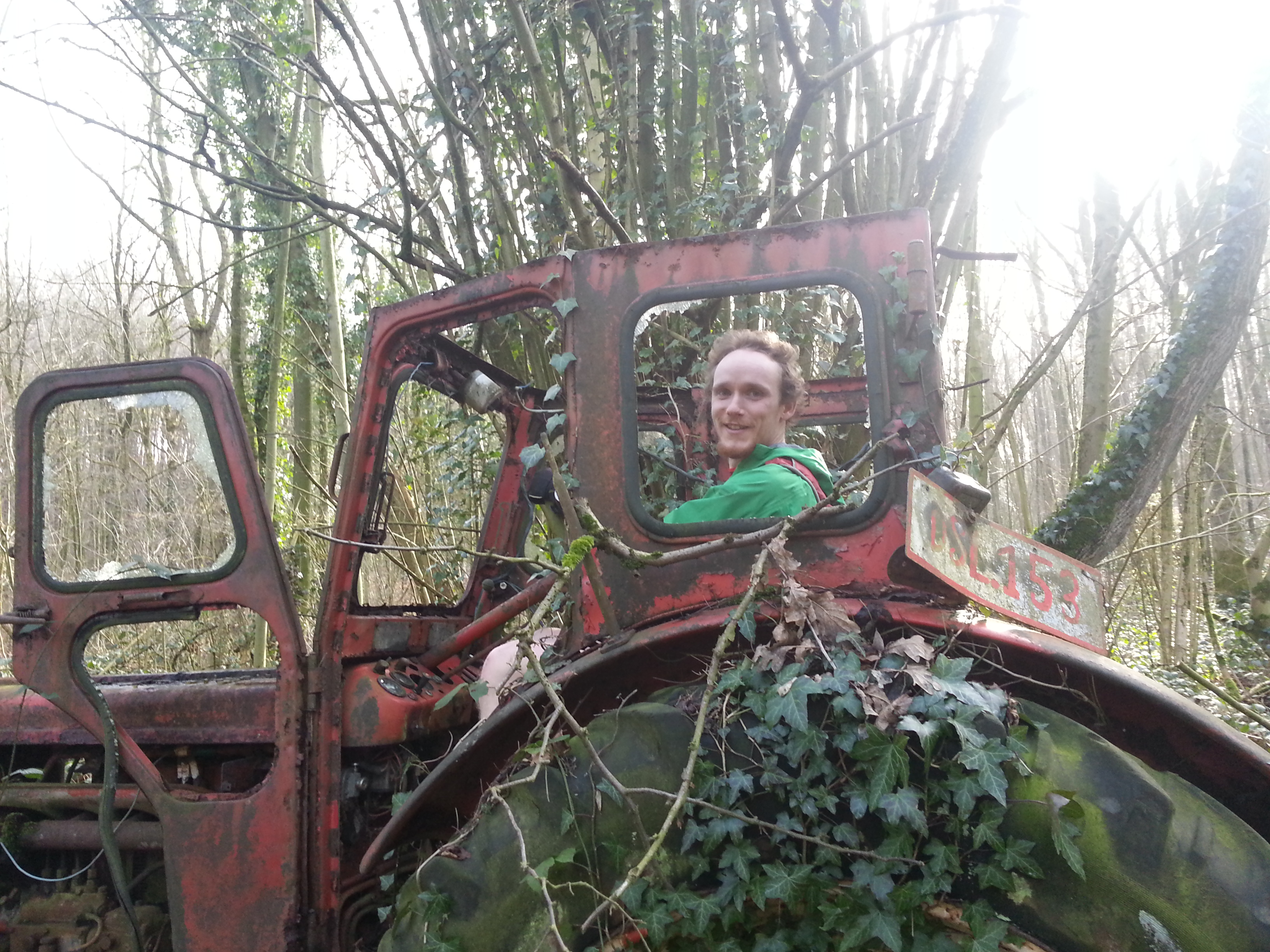 Tracteur Simon