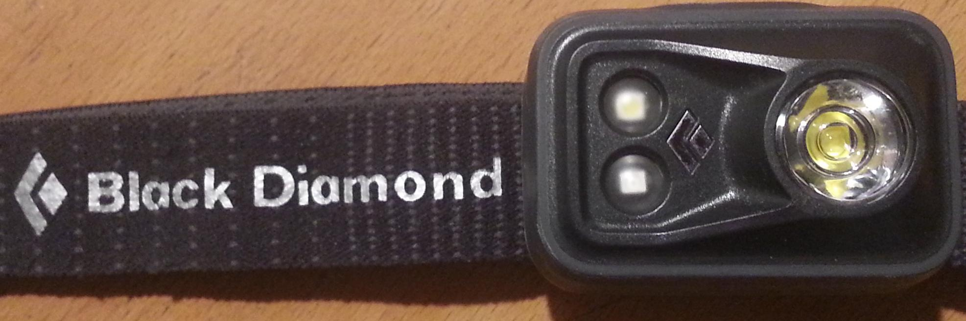 Test Lampe Frontale Black Diamond Cosmo Carnet D Un Ultra