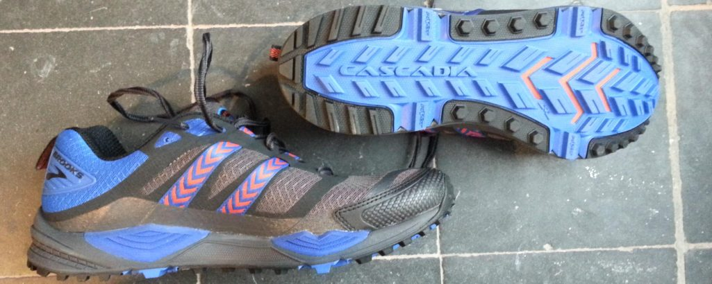 [test] Brooks Cascadia 12