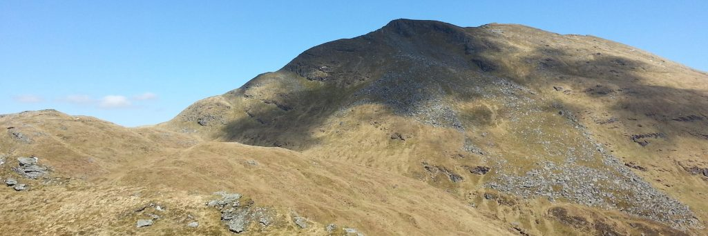 Ben Lomond par Ptarmigan ridge
