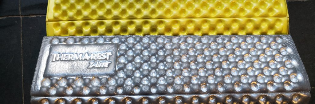 [Test] Matelas Thermarest Z-lite SOL