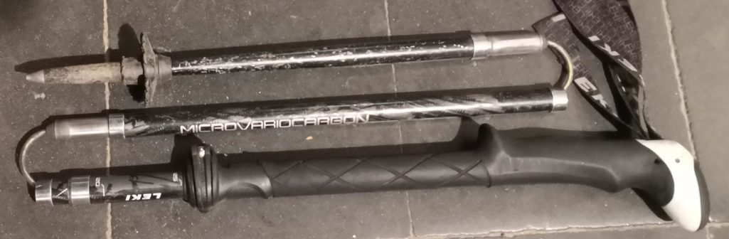 [Test] Bâtons Leki Microvario Carbon 100