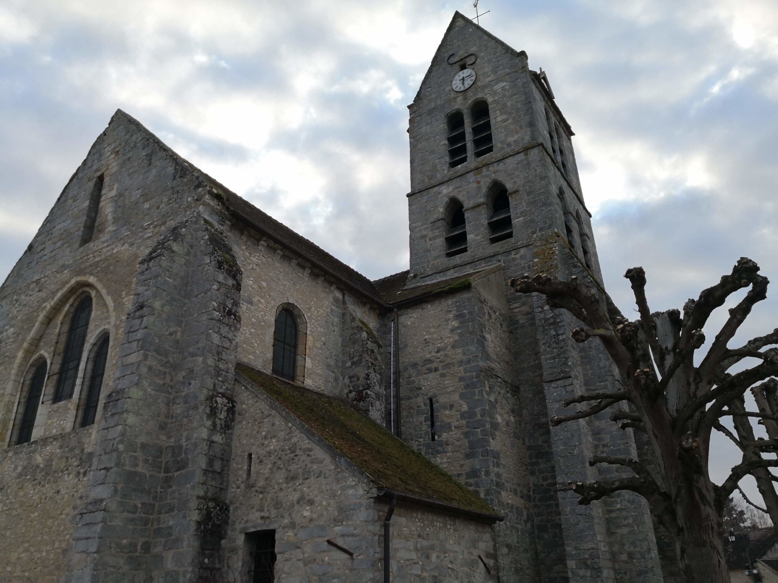 Église de Recloses
