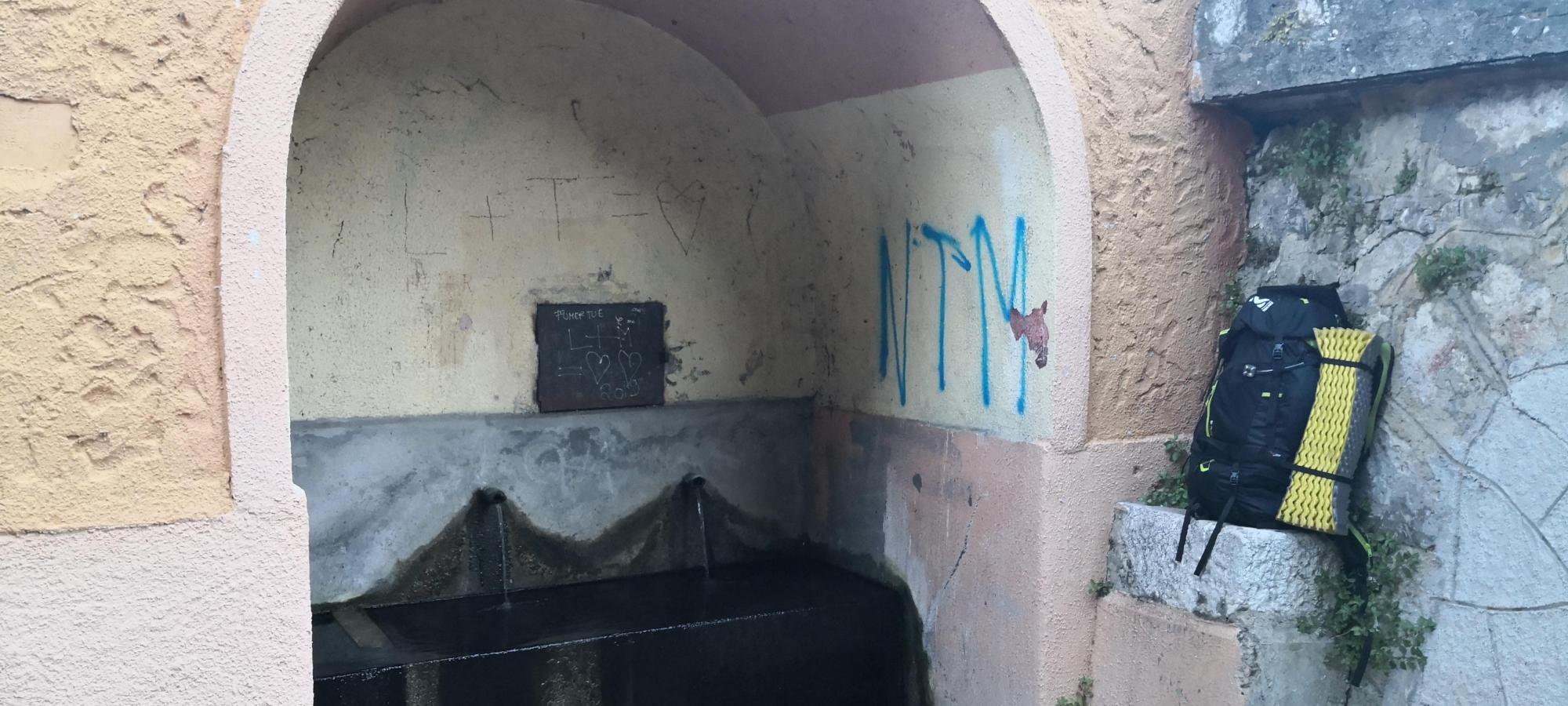 GR 51 Fontaine à Tourette