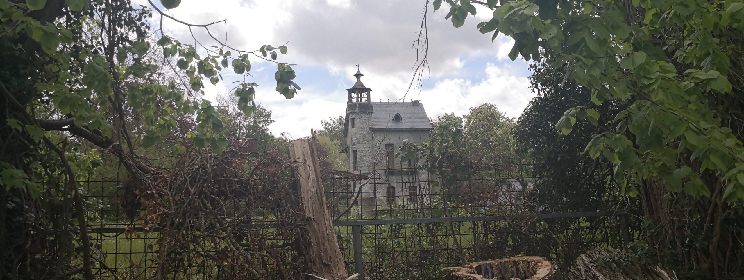 Eversambos le chateau fort en béton