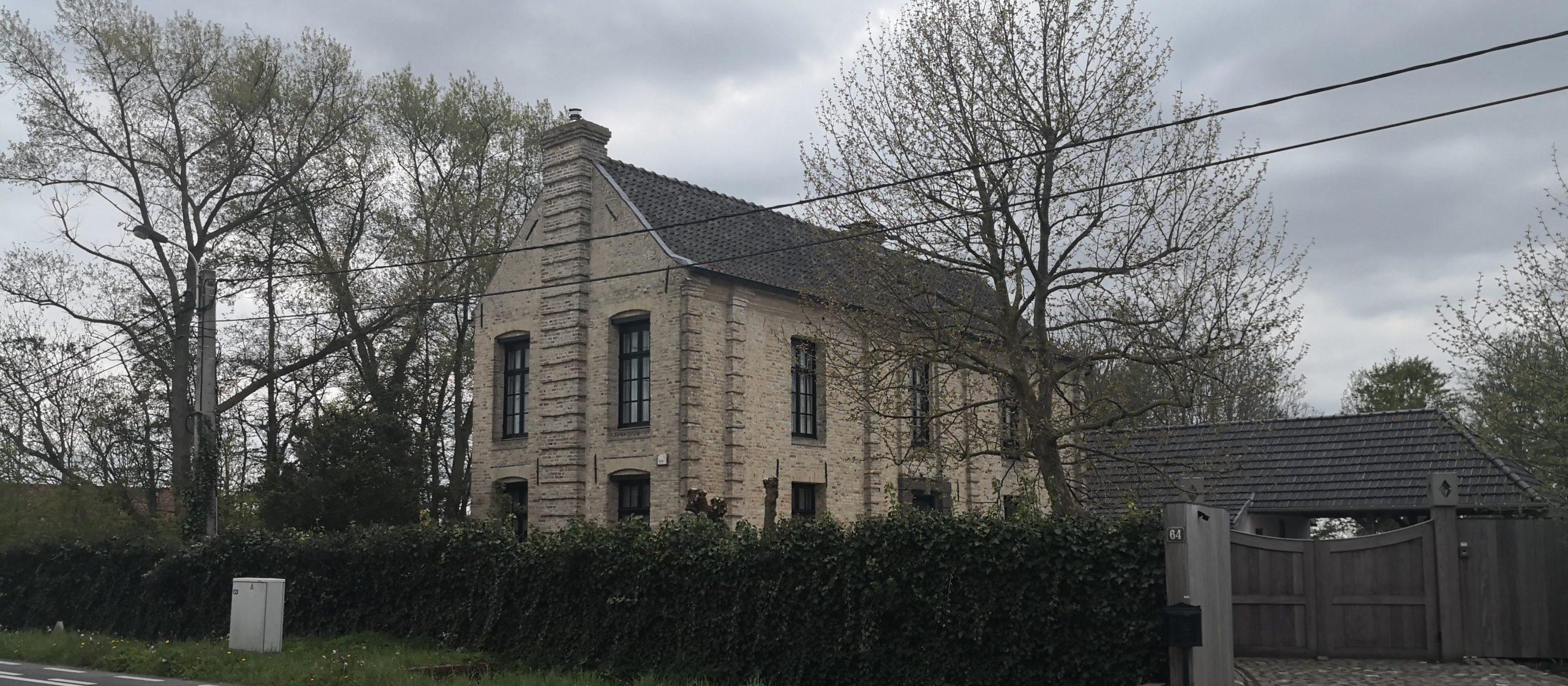 Hogstade maison du dixhuitième