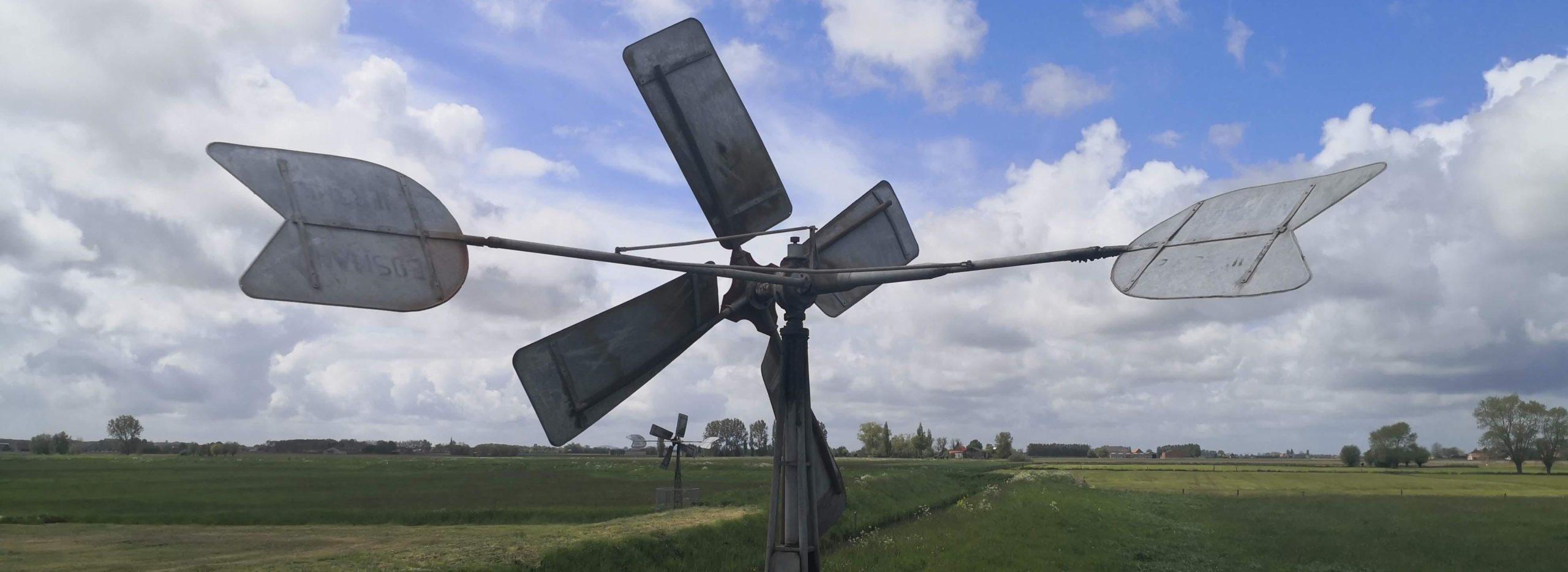 Oostvleteren éolienne