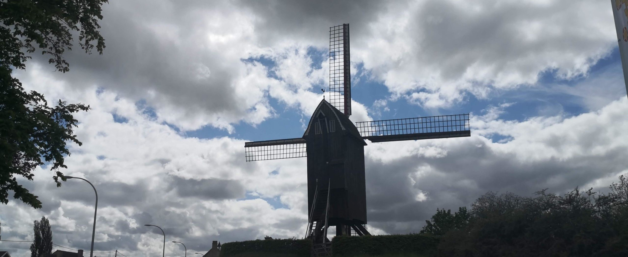 Oostvleteren le moulin