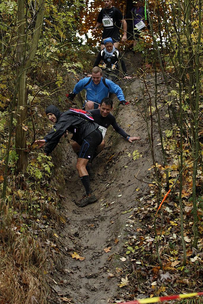 Le trail extreme Lillois 2012 - 45KM