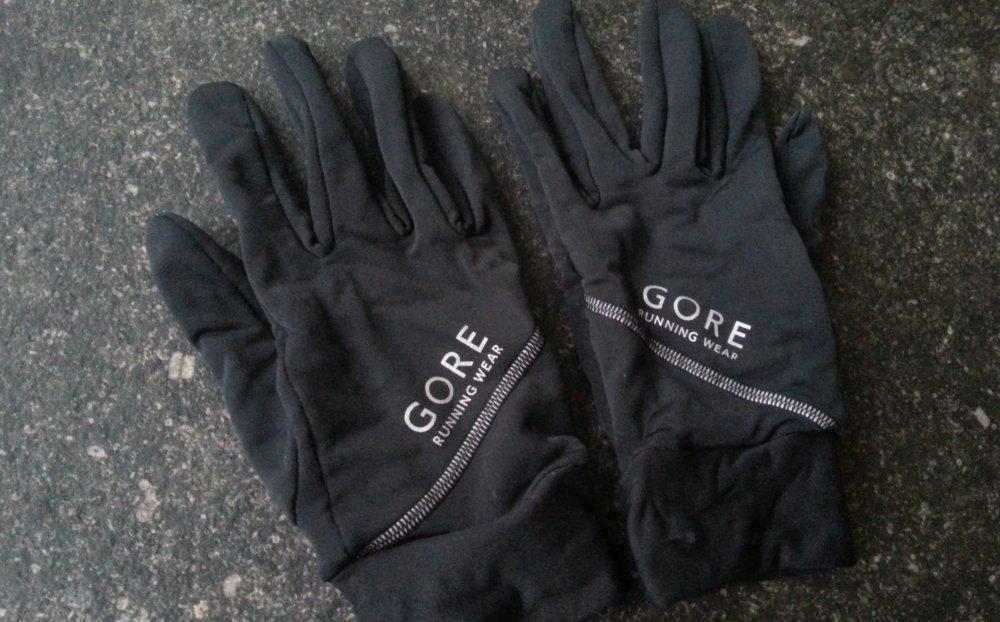 gants GORE running wear