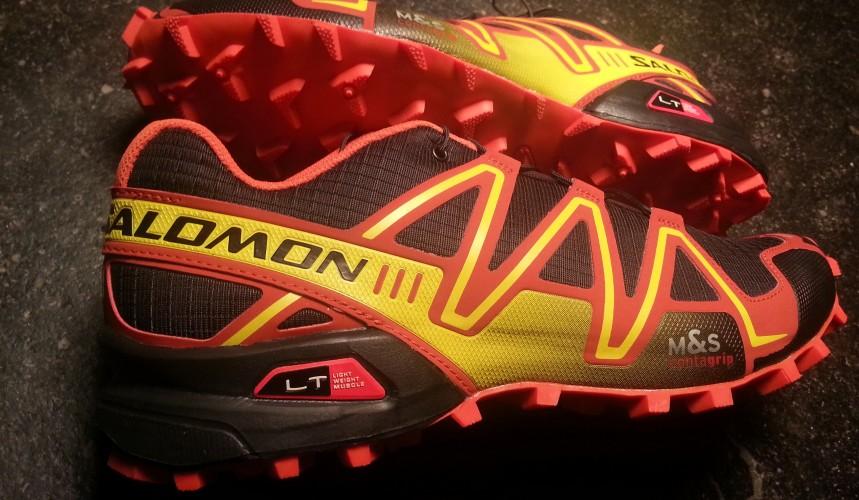 [Test] Salomon Speedcross 3
