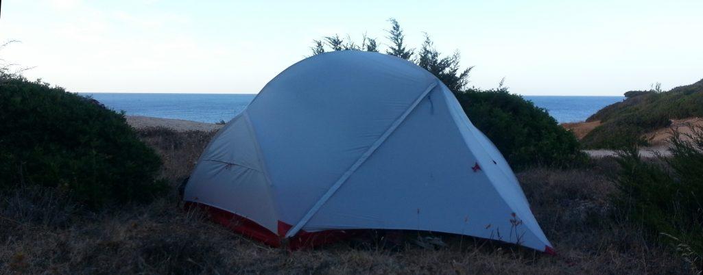 [Test] Tente ultra légère MSR Hubba Hubba NX