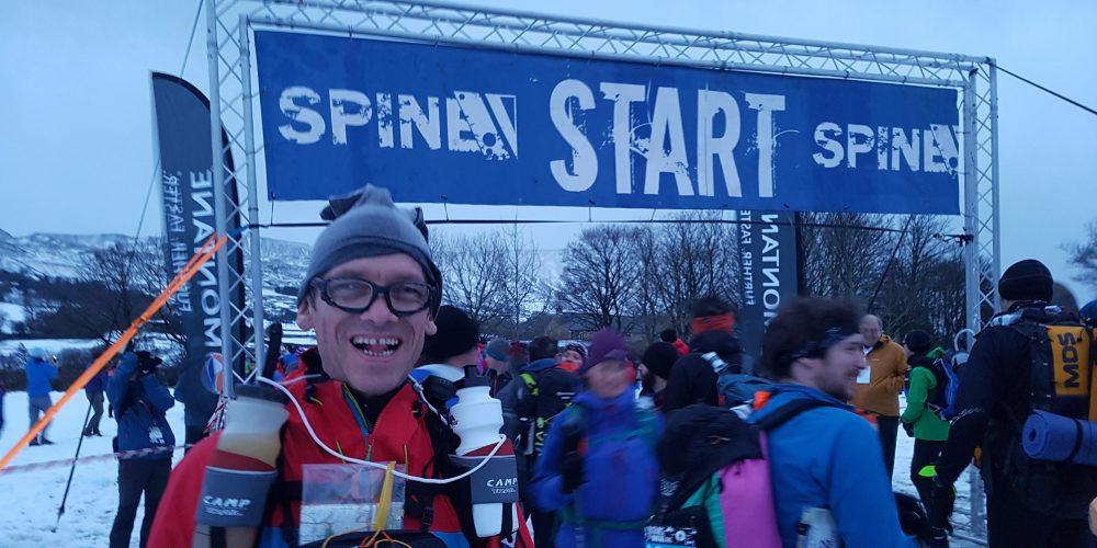 [CR] The Spine Challenger 2017 - 180 kilomètres de misère et de bonheur