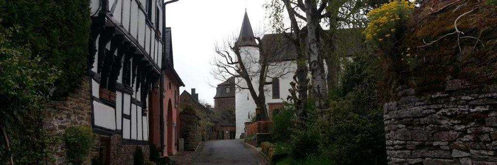 Randonnée Reifferscheid Wildenburg Hellenthal